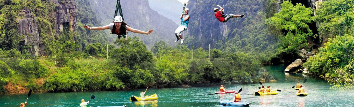 Sông Chày - Hang Tối